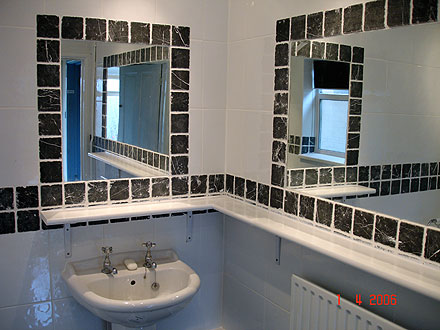 Bathroom on Bathroom Tiling By Versa Tile Ceramics   Excellence In Tiling Services